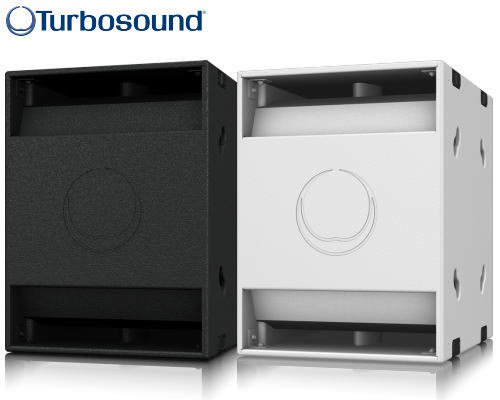 Turbosound(ターボサウンド)NuQ Series 18インチ サブウーファー NuQ118B / NuQ118B-WH