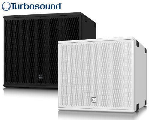 Turbosound(ターボサウンド)NuQ Series 15インチ パワードサブウーファー NuQ115B-AN / NuQ115B-AN-WH
