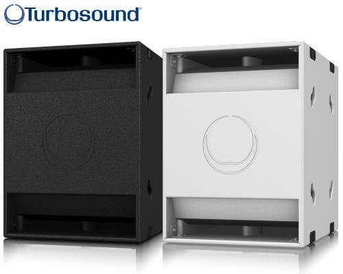 Turbosound(ターボサウンド)NuQ Series 18インチ パワードサブウーファー NuQ118B-AN / NuQ118B-AN-WH