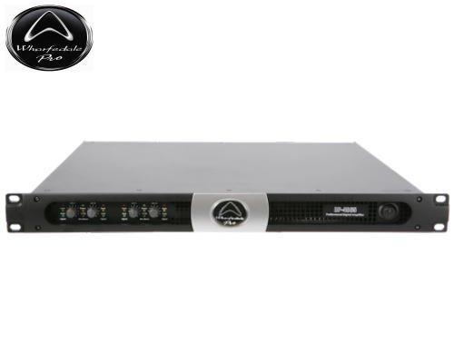 Wharfedale Pro(ワーフデールプロ) DP-4065 4chデジタル・パワーアンプ