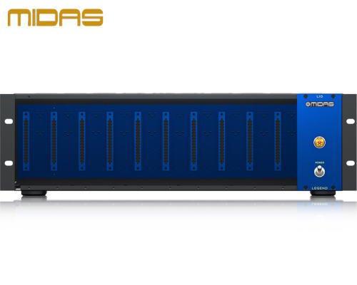 MIDAS(マイダス)10モジュールラックマウント・シャーシ L10