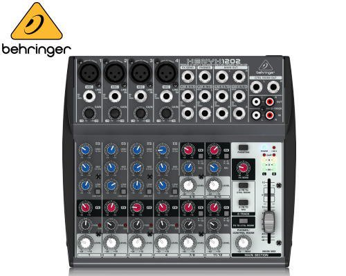 BEHRINGER(ベリンガー)アナログミキサー(12ch) 1202 XENYX