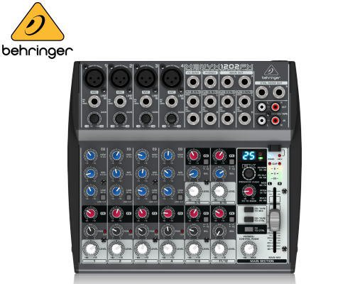 BEHRINGER(ベリンガー)アナログミキサー(12ch) 1202FX XENYX