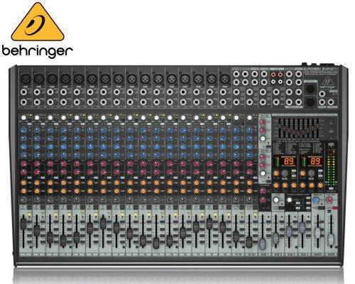BEHRINGER(ベリンガー)アナログミキサー(24ch) SX2442FX EURODESK