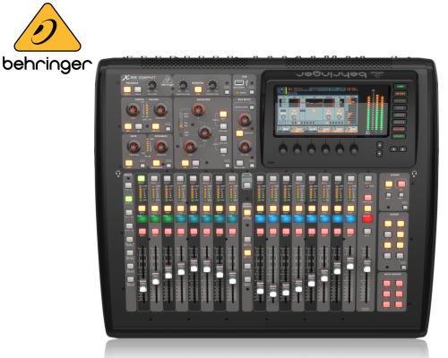 BEHRINGER(ベリンガー)デジタルミキサー X32 COMPACT