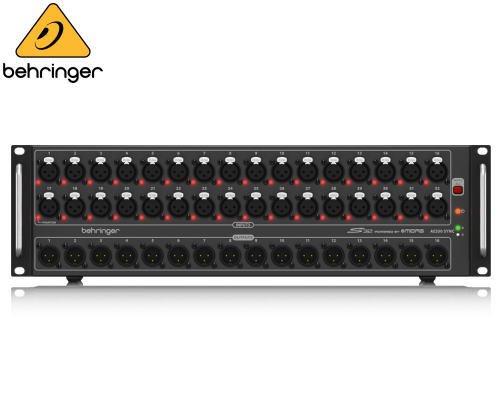 BEHRINGER(ベリンガー)ステージボックス S32