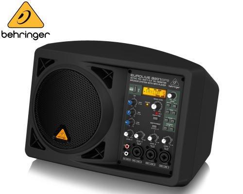 BEHRINGER(ベリンガー)パワードスピーカー B207MP3 EUROLIVE