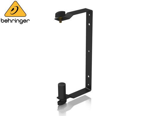 BEHRINGER(ベリンガー)B208シリーズ用ウォールマウント金具 WB208 EUROLIVE(黒)