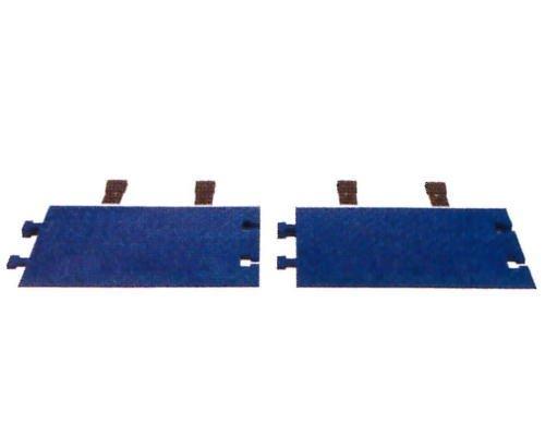 CHECKERS/LINEBACKER ヘビーデューティー・ケーブルプロテクター 5ch用スロープ CPRP-4/5-BLU