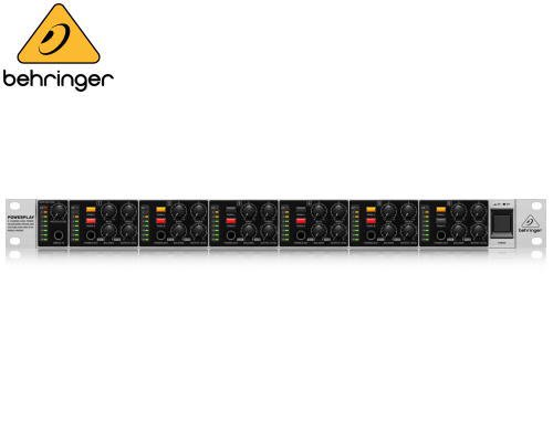 BEHRINGER(ベリンガー)ヘッドホンアンプ HA6000 POWERPLAY