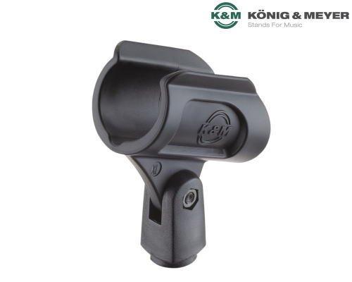 K&M(ケーアンドエム)大型マイク用(ワイヤレス)マイクホルダー 85070