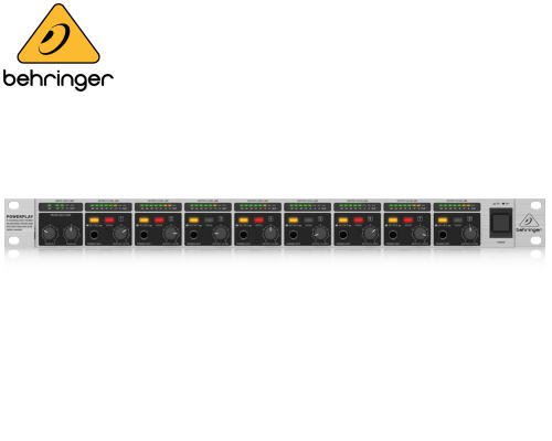 BEHRINGER(ベリンガー)ヘッドホンアンプ HA8000 V2 POWERPLAY