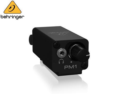 BEHRINGER(ベリンガー)インイヤー・モニターアンプ PM1 POWERPLAY