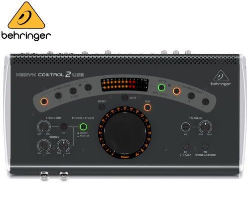 BEHRINGER(ベリンガー)モニターコントローラー CONTROL2USB XENYX