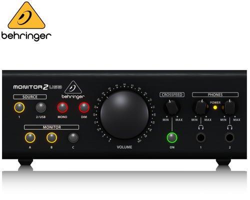 BEHRINGER(ベリンガー)モニターコントローラー MONITOR2USB