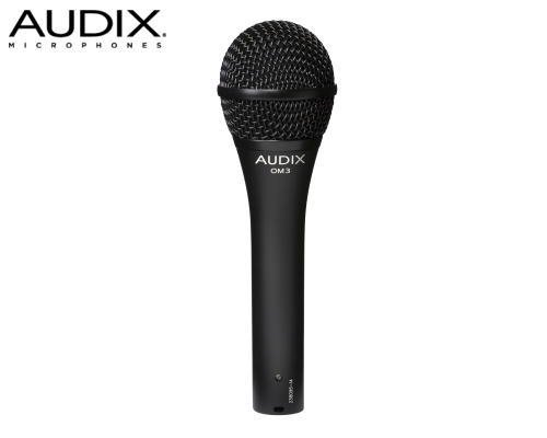 AUDIX(オーディックス)ダイナミック型マイクロホン OM3