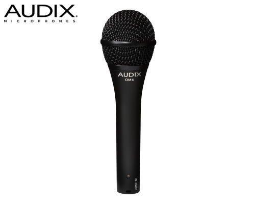 AUDIX(オーディックス)ダイナミック型マイクロホン OM6