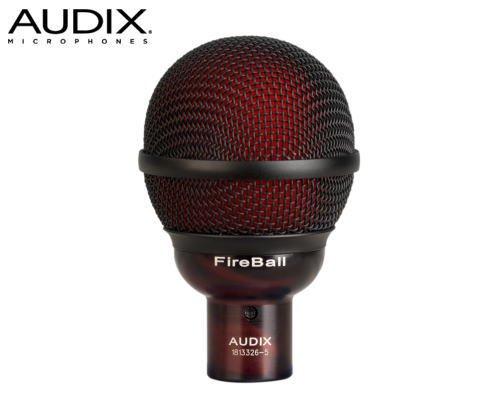 AUDIX(オーディックス)楽器用ダイナミック型マイクロホン FIREBALL