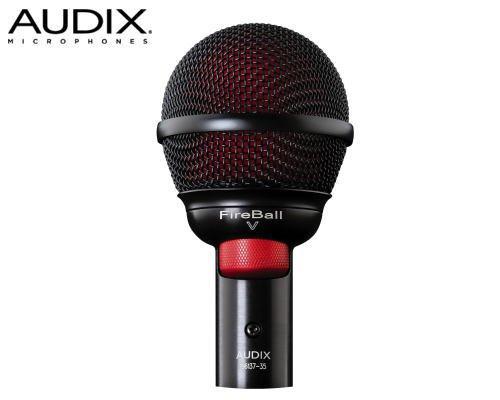 AUDIX(オーディックス)楽器用ダイナミック型マイクロホン FIREBALL V