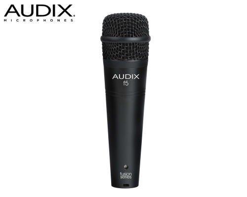 AUDIX(オーディックス)楽器用ダイナミック型マイクロホン f5