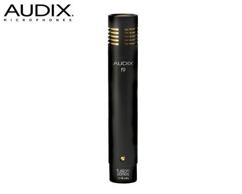 AUDIX(オーディックス)楽器用コンデンサー型マイクロホン f9