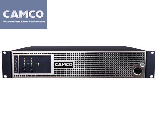 ★10台限定!お買い得キャンペーン中★CAMCO D-Power 7 2chパワーアンプ