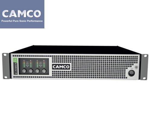 ★10台限定!お買い得キャンペーン中★CAMCO Q-Power 14 4chパワーアンプ