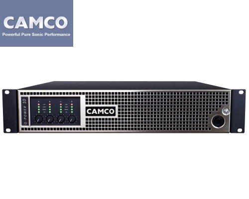 ★10台限定!お買い得キャンペーン中★CAMCO Q-Power 10 4chパワーアンプ