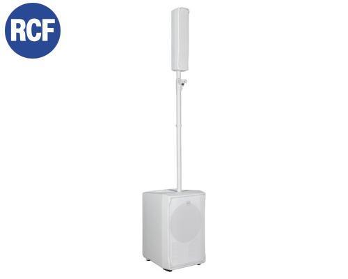 RCF(アールシーエフ)EVOXシリーズ デジタルミキサー内蔵アクティブ2-Wayアレイスピーカー EVOX JMIX8-WH(ホワイト)