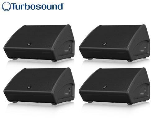 ★数量限定★Turbosound(ターボサウンド)TFM Series 2-Way 15インチ ステージモニター TFM152M(ノンパワードモデル)3+1キャンペーンセット