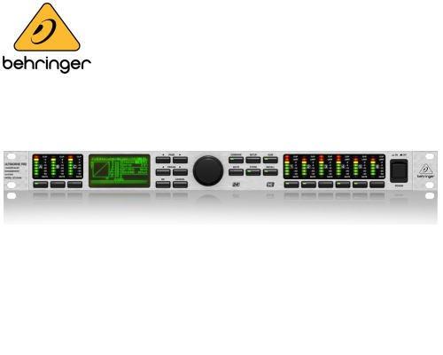 BEHRINGER(ベリンガー)スピーカーマネージメントシステム DCX2496 ULTRADRIVE PRO