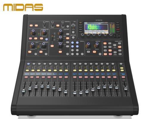 ★数量限定特価★ MIDAS(マイダス) デジタルミキサー M32R-LIVE