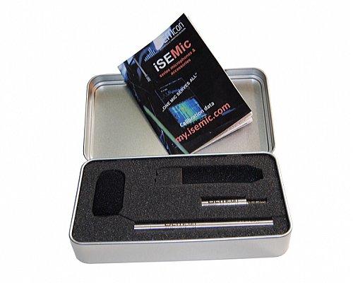 iSEMcon(アイ セムコン) iSEMic 725TR kit2+SA-XBF (iPhone/iPad&XLRアダプターセット)