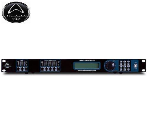 Wharfedale Pro(ワーフデールプロ) VERSADRIVE SC Series プロセッサー SC-24