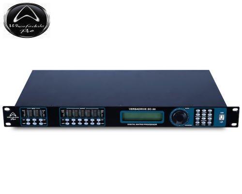 Wharfedale Pro(ワーフデールプロ) VERSADRIVE SC Series プロセッサー SC-36