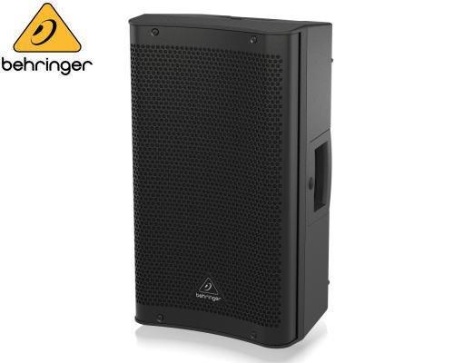 BEHRINGER(ベリンガー)2-Way 10インチ パワードスピーカー(DSP/2CHミキサー/Blutoothレシーバー機能搭載) DR110DSP