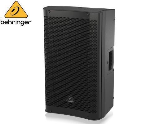 BEHRINGER(ベリンガー)2-Way 12インチ パワードスピーカー(DSP/2CHミキサー/Blutoothレシーバー機能搭載) DR112DSP