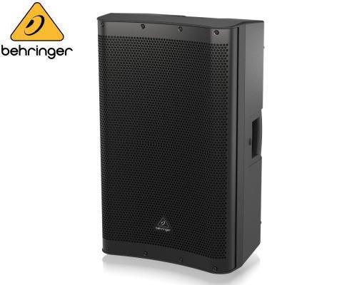 BEHRINGER(ベリンガー)2-Way 15インチ パワードスピーカー(DSP/2CHミキサー/Blutoothレシーバー機能搭載) DR115DSP