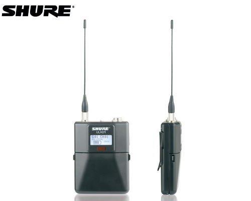 SHURE ボディーパック型送信機 1.2GHz帯 ULXD1-Z16