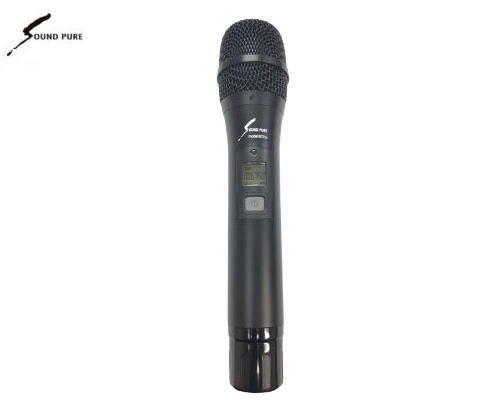 Soundpure(サウンドピュア) ハンドヘルド型送信機 B帯 H-80112