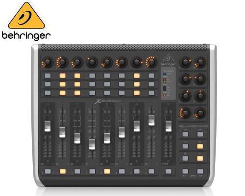 BEHRINGER(ベリンガー)USB/MIDIリモートコントローラー X-TOUCH COMPACT