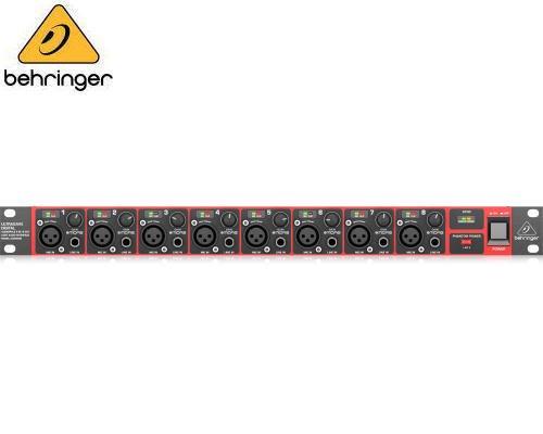 BEHRINGER(ベリンガー)ADATオーディオインターフェース ADA8200 ULTRAGAIN DIGITAL