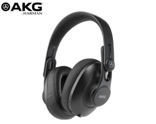 AKG 密閉型ヘッドホン(Bluetooth搭載/3年保証モデル) K361-BT-Y3