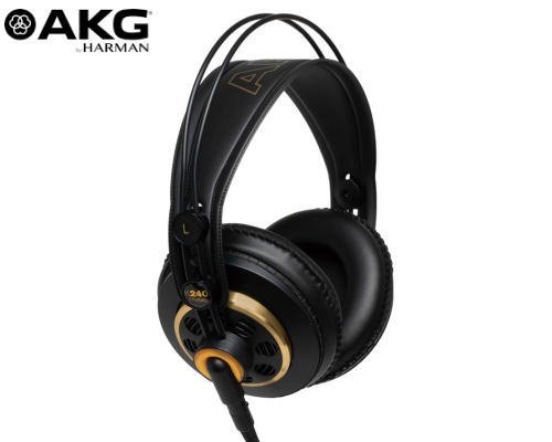 AKG セミオープンエアー型ヘッドホン(3年保証モデル) K240 STUDIO-Y3