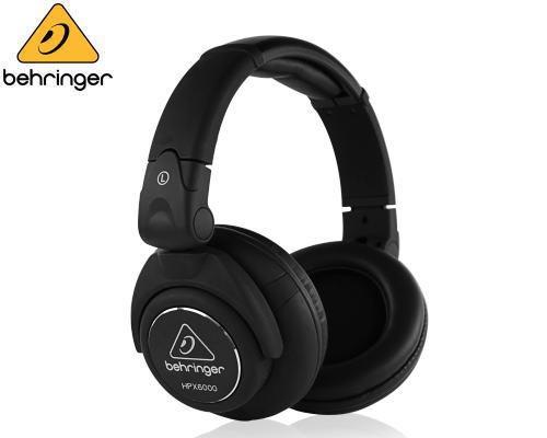 BEHRINGER(べリンガー) 密閉型プロフェッショナルDJヘッドホン HPX6000
