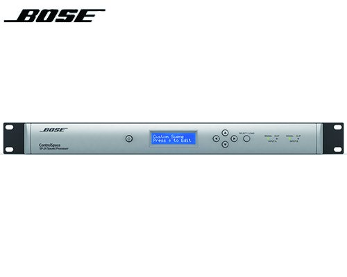 BOSE(ボーズ)スピーカープロセッサー ControlSpace SP-24 ※在庫限り