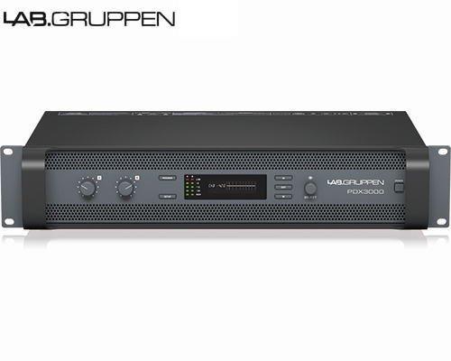 LAB.GRUPPEN(ラブグルッペン) PDX3000 2chパワーアンプ