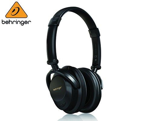 BEHRINGER(べリンガー) 密閉型スタジオ モニタリング プロフェッショナルヘッドホン(Bluetooth搭載) HC2000B