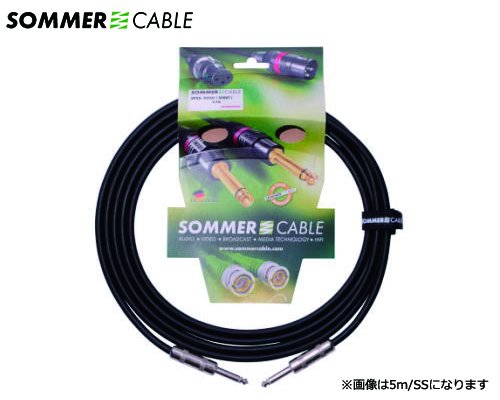 SOMMER CABLE 楽器用ケーブル SC-SPIRIT SPSL-0300(3m/SL)