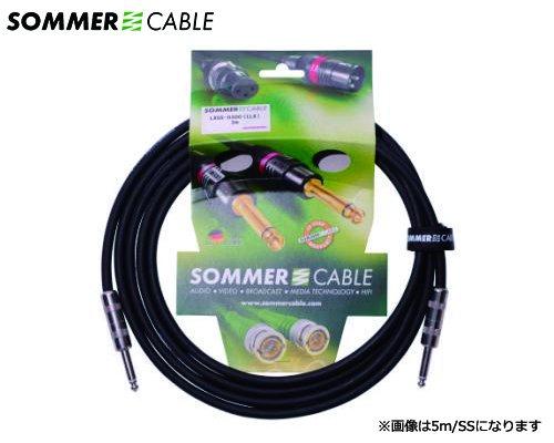 SOMMER CABLE 楽器用ケーブル SC-SPIRIT LLX LXSL-0500(5m/SL)